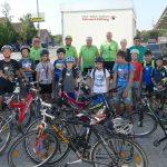 Radelnd zum SV Sandhausen mit dem Ferienprogramm – Trikot als Belohnung