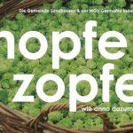 """Am Wochenende: """"Hopfe zopfe, Schdiel draalosse, wers net koo, solls bleiwelosse"""""""