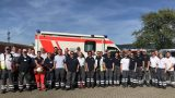 Liga-Auftakt für das Deutsche Rote Kreuz in Sandhausen