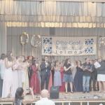 Jahrgangsstufe 10 der Otto-Graf-Realschule Leimen feierlich verabschiedet