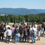 Otto-Graf-Realschüler auf politisch-historischer Studienfahrt nach Frankreich