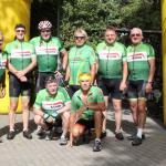 Insgesamt 230 Radler bei der 36. Radtouristikfahrt und Familienradtour