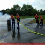 24-Stunden-Übung der Jugendfeuerwehr Leimen – Tag der Berufsfeuerwehr