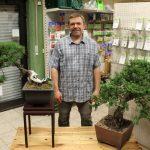 Bonsai-Ausstellung bei Bortz-Gartengut anlässlich der Diljemer Kerwe