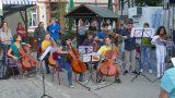 Open Air – Konzert der Musikschule auf der Kerwebühne