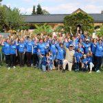 """""""Wir schaffen was"""" im Zoo: </br>Über 50 Helfer im Zoo beim Freiwilligentag"""