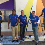 Viele helfende Hände beim 6. Freiwilligentag der Metropolregion Rhein-Neckar