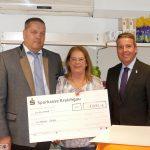 Leimener TAFEL, Kleiderkammer und soziale Dienste beziehen neues Bürgerzentrum