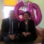 Turmschulen-Rektorin Angela Münch feierte 60. Geburtstag