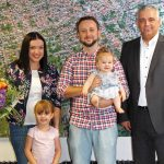 Gemeinde Sandhausen knackt die 15.000er-Marke -  Größte Gemeinde im Landkreis