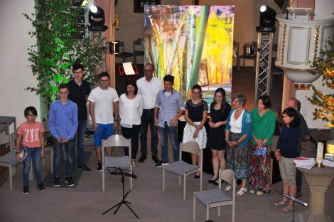 """""""Imagine – Heaven on Earth"""" – Tolles Musikschulkonzert in der Mauritiuskirche"""
