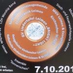 Benefizkonzert der Leimener Musik- und Gesangsvereine – Leimen singt und swingt!
