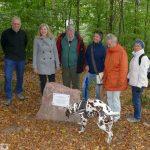Leimener Meditationsweg für Mensch (und Hund) eröffnet - 6 Stationen ab Waldparkplatz