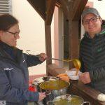 Stadtnatur-Station Ochsenbach: Kürbissuppe und Vorführung Mosten aus Fallobst
