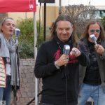 SPD feierte Tag der Deutschen Einheit - Kraft & Krebs rockten den Lège-Cap-Ferret Platz