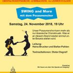 Diljemer Fermaten:  Swing and More mit dem Posaunenchor