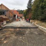 Großbaustelle L 600 Lingental: Die Arbeiten sind nahezu abgeschlossen