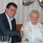 Margarete Anbild zum 90. Geburtstag