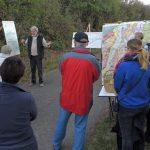 Mit Lokaler Agenda und Dünenpabst Dr. Löscher am Stadtnaturtag auf Wanderschaft