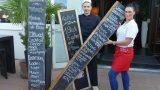 Fody's Restaurant am Bäderpark mit herbstlichen Spezialangeboten und Goodies