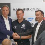 Uwe Koschinat vom SC Fortuna Köln ist neuer Chef-Trainer des SV Sandhausen