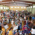 Kinderflohmarkt des Radsport-Vereins gut besucht