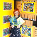 Leimener Büchertisch 2018: Auswahl der Literatur durch Abreißkalender