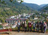 Gauangellocher Herren-Wandrriege unterwegs im Schwarzwald