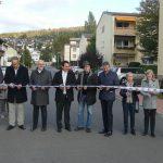 Hirtenwiesenstraße offiziell eröffnet - Baumaßnahme kostete rund 3,4 Mio. €