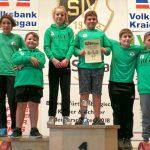 """Starker Auftritt der """"Jungen Germanen"""" bei den Landesmeisterschaften am 20.10. in Heinsheim"""