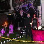 Das Leimener Halloween-Haus: </br>Hier steigen die Nebel und lauert der Horror