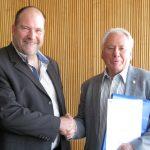 Nußlocher Heinrich Schmidt seit 40 Jahren als ehrenamtlicher Naturschützer aktiv