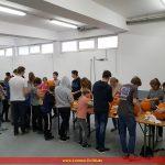 DLRG-Jugend Leimen - Kürbisschnitzen 2018