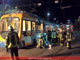 Technische Hilfeleistung Straßenbahn