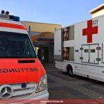 Blutspender trotzen erster Krankheitswelle - Rot-Kreuz-Team von Schulsanitätern unterstützt
