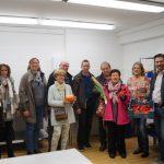 Leimener CDU Stadtverband besucht die neuen Tafelräumlichkeiten Im Mörikeweg 1