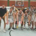 Basketball:  Oberliga-Herren sind Tabellenführer!