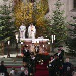 Hubertusmesse füllte Herz-Jesu Kirche - </br>Jagd- und Parforcehorn statt Orgel
