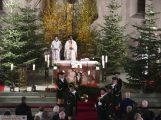 Hubertusmesse füllte Herz-Jesu Kirche – </br>Jagd- und Parforcehorn statt Orgel