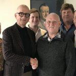 Leimener Welde-Fahrer Roman Hermann nach 30 Jahren in Rente verabschiedet