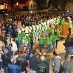 Diljemer Rathaus von grünen Revolutionären erstürmt - OB abgesetzt, Narren herrschen