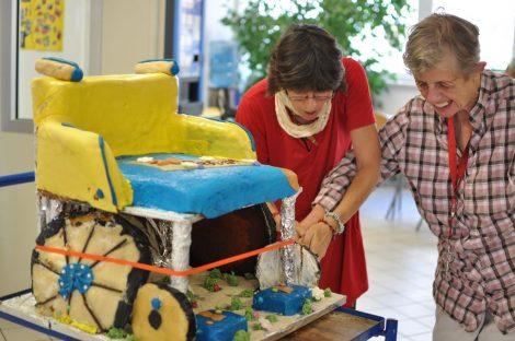 FuB-Bereich der Heidelberger Werkstätten in Sandhausen feierte 20.-jähriges Jubiläum