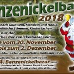 Ab Freitag: 34. Benzenickelbazar in Nußloch