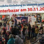 Winterbazar des Friedrich-Ebert-Gymnasiums am Freitag ab 15 Uhr