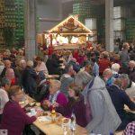 Beginn der Weihnachsmarkt-Saison - Weingut Adam Müller machte den Auftakt