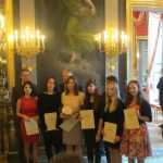 1. Preis: Leimener Otto-Graf-RealschülerInnen in Paris und Berlin ausgezeichnet