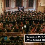 "Fulminantes Konzert des Fr.-Ebert-Gymnasiums: ""The Armed Man – A Mass for Peace"""