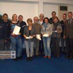 Leimens Blutspender geehrt - Vorbildlich: Karola Stehle spendete bereits 50 Mal