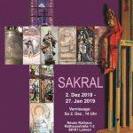 Ausstellung SAKRAL im Neuen Rathaus Leimen - Vernissage am Sonntag