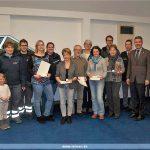 OB Reinwald ehrt vielfache Blutspender